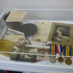 Artifacts from  Guildford War Hospital 1915 - 1919